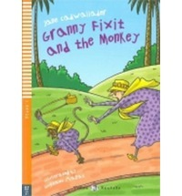 Young Readers: Granny Fixit and the Monkey + CD (Stage 1)