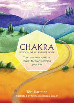 Chakra Wisdom Oracle Card Deck