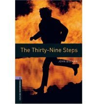 Oxford Bookworms Library: Level 4: The Thirty-Nine Steps