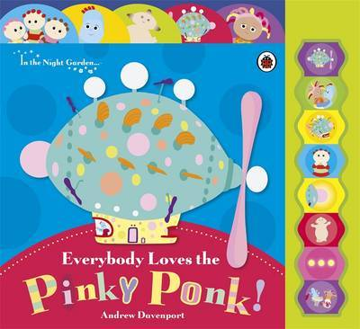 Everybody Loves the Pinky Ponk!