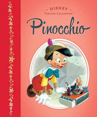 Pinocchio - Disney Vintage