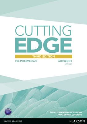 Cutting Edge 3e Pre-Intermediate Workbook with Key