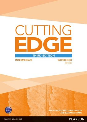 Cutting Edge Intermediate Workbook with Key (3e)