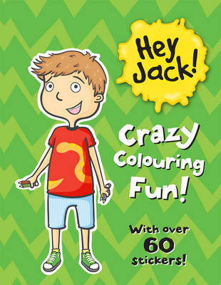 Hey Jack! Crazy Colouring Fun!