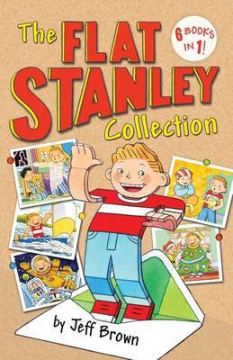 Flat Stanley (6 in 1 Bind-Up)
