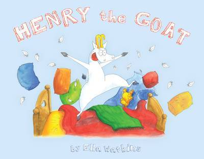 Henry The Goat