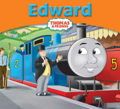Edward the Blue Engine (Thomas & Friends Story Library)