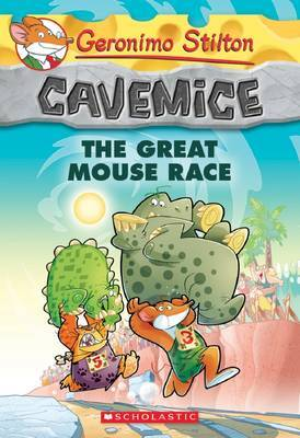 The Great Mouse Race (Geronimo Stilton: Cavemice #5)