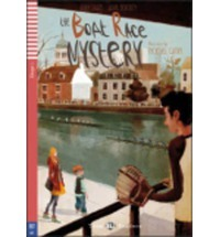 Teen Readers - The Boat Race Mystery + CD, Stage 1, A1