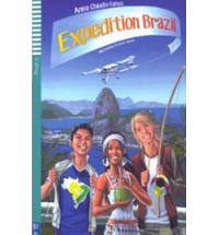 Teen Readers - Expedition Brazil + CD, Stage 3, B1