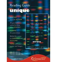 Rollercoasters: Unique Reading Guide