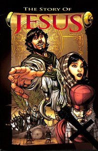 The Story Of Jesus Comic Paperback