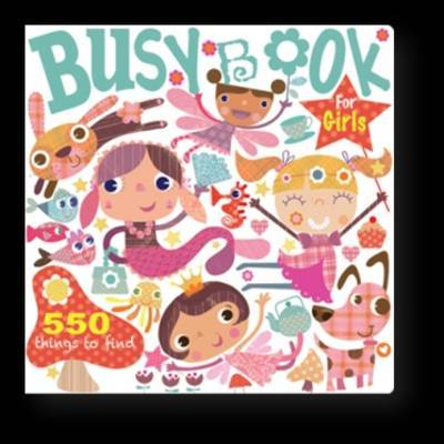 Busy Book: For Girls