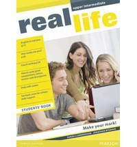 Real Life: Upper Intermediate Sudents' Book