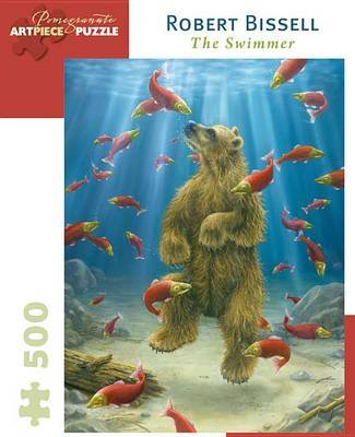Bissell/The Swimmer - 500 Piece Jigsaw Puzzle
