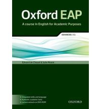 Oxford EAP: Advanced/C1 Student Book & Dvd Pack