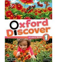 Oxford Discover Level 1 Student Book