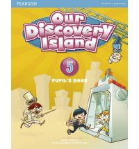Our Discovery Island: Level 5 Student's Book + pin code