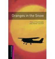 Oranges in the Snow