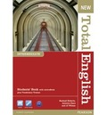 New Total English Intermediate Students' Book w/Active Book Pack B1 - B1+