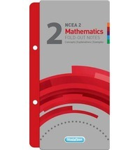 StudyPass NCEA Level 2 Mathematics Fold-out Notes