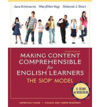Making Content Comprehensible for English Learners: The SIOP Model (4e)