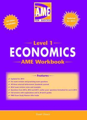 AME NCEA Level 1 Economics Workbook