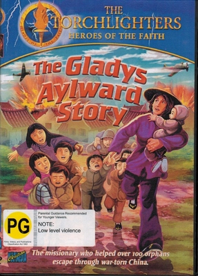 DVD The Gladys Aylward Story