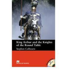 King Arthur and the Knights of Round Table + CD