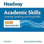 Headway Academic Skills: Listening, Speaking and Study Skills Level 1 - Class Audio CDs