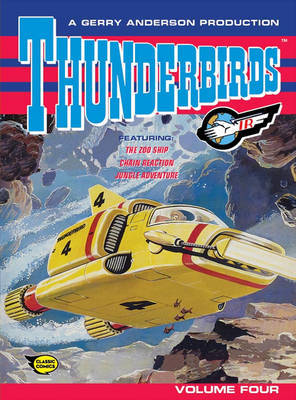 Thunderbirds Comic (#4)