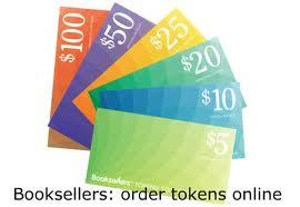 $20 Booksellers NZ Token