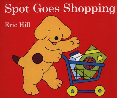 Spot Goes Shopping (Board)