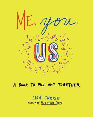 Me You Us - A Book to Fill Out Together