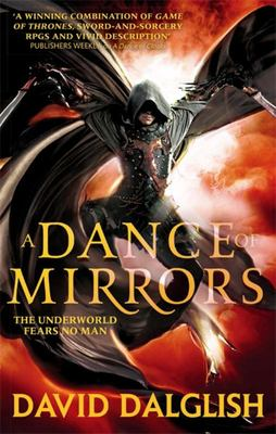 A Dance of Mirrors (#3 Shadowdance)