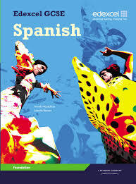 Edexcel GCSE Spanish Student Book Foundation Level