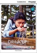 Drink Up! (Book with Online Access): Level A1