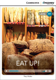 Eat Up! (Book with Online Access): Level A1
