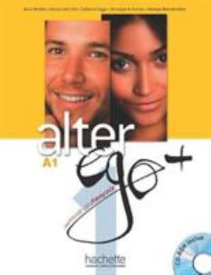 Alter Ego + 1 A1>A2 Livre eleve & DVD-ROM New Edition