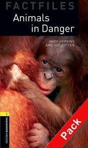 Animals In Danger - Factfile + CD