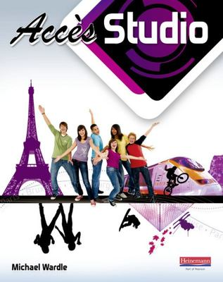 Acces studio Pupil Book (Pack of 5)