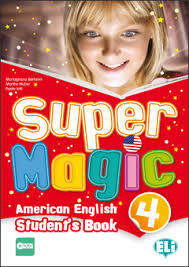 Super Magic 4 (American English): posters