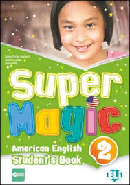 Super Magic 2 (American English): Flash Cards