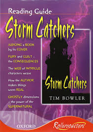 Rollercoasters: Storm Catchers Reading guide
