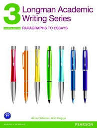 Longman Academic Writing Series 3: Paragraphs to Essays Student Book (4e)