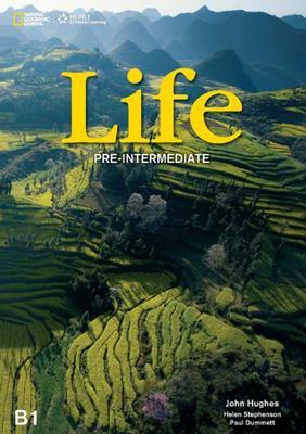 Life Pre-Intermediate (St bk with DVD)