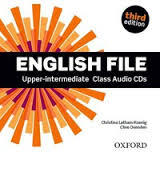 English File third edition Upper-intermediate Class Audio CDs