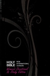 Holy Bible: Woman's Devotional & Study Edition