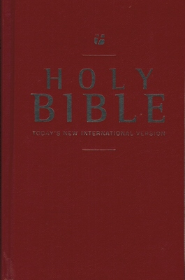 Pew Holy Bible: Red