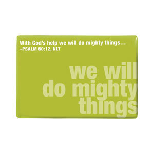 Magnet: Mighty things green